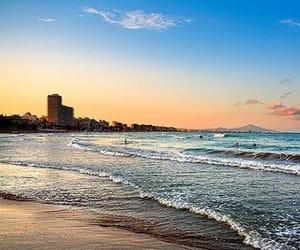 ocean beach, wandering, and valencia spain image