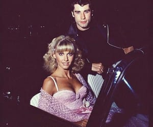 grease and iconic image