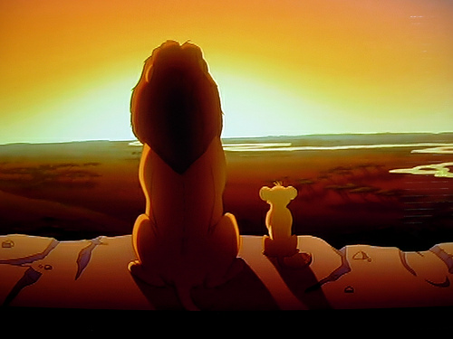article, the lion king, and el rey leon image