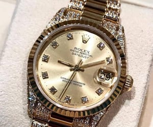 rolex, lifestyle, and luxury image