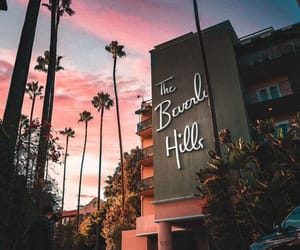 Beverly Hills, city, and expensive image