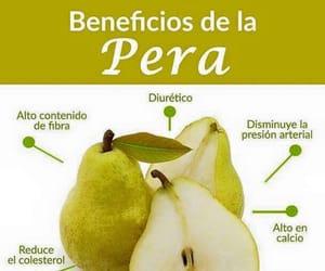 comida, pear, and pears image