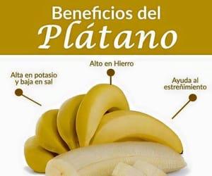 banana, bananas, and food image