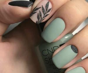 fashion, polish, and nail image