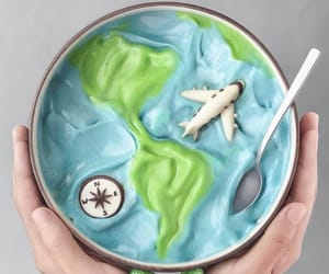 food, earth, and travel image