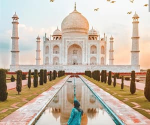 castle, Dream, and india image