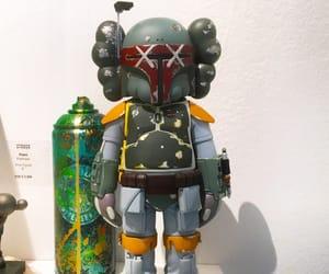 art basel, florida, and star wars image