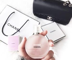chanel, perfume, and bag image