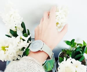 clock, fashion, and white image