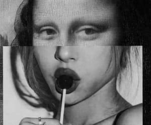 art, wallpaper, and mona lisa image