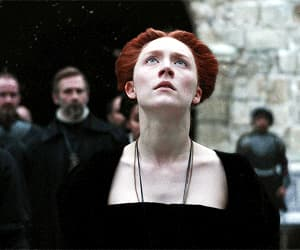 gif, Saoirse Ronan, and mary queen of scots image