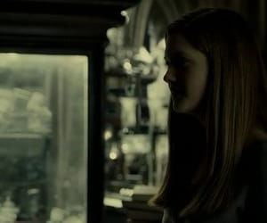 bonnie wright, harry potter, and daniel radcliffe image