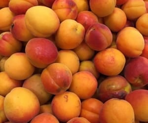 color, peachy, and FRUiTS image