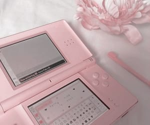 pink and game image
