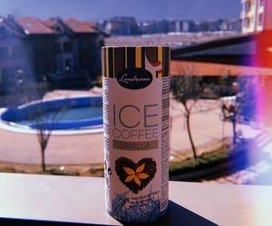 coffee, mountain, and vanillacoffee image