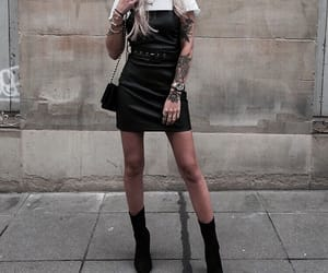 accessories, black, and boots image