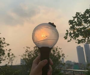aesthetic, kpop, and army bomb image
