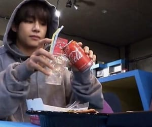 bts, taehyung, and boyfriend material image