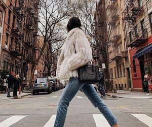 blogger, denim, and fashion image