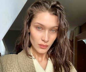 bella hadid, model, and beauty image