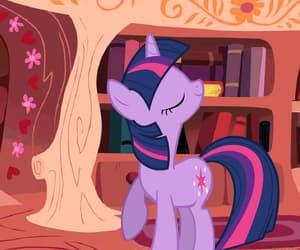 gif, MLP, and my little pony image