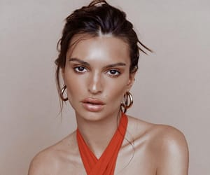 celeb, earrings, and glow image