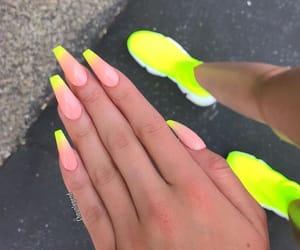 nails and Balenciaga image