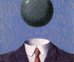 art, magritte, and rene magritte image