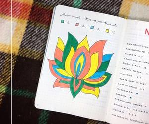 journal, bujo, and bulletjournal image