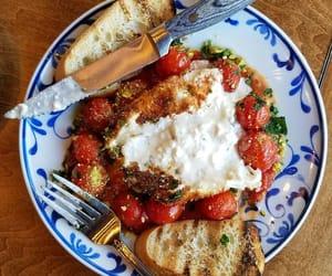 balsamic, fritter, and mozzarella image