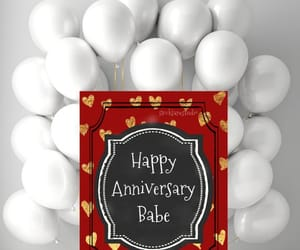 etsy, happy anniversary, and anniversary sign image
