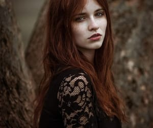 freckles, cute, and model image