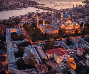 istanbul, city, and country image