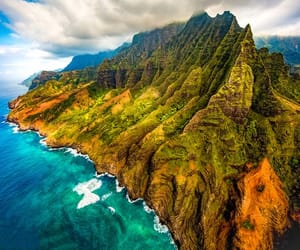 beautiful, sea, and hawaii image