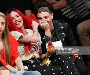 halsey and yungblud image
