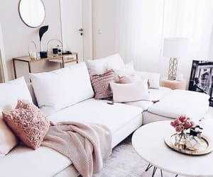 couch, goals, and living room image
