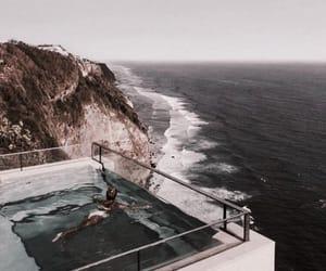 ocean and swim image