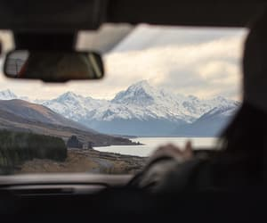 adventure, car, and nature image