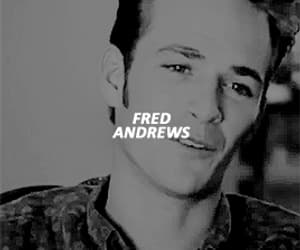 gif, riverdale, and luke perry image