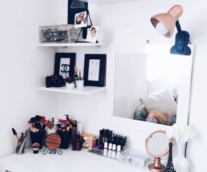 decor, goals, and mirrors image