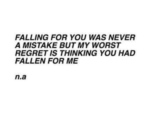 quotes, grunge, and mistake image