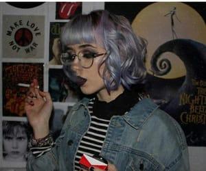 aesthetic, alternative, and cigarette image