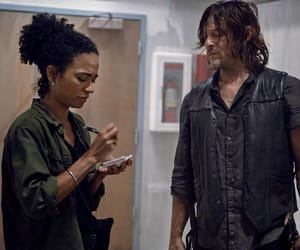 connie, the walking dead, and twd image