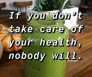 breakfast, green smoothie, and healthy image