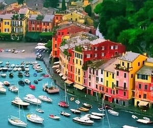 italy, travel, and colorful image