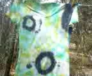 etsy, tiedye, and wearable art image
