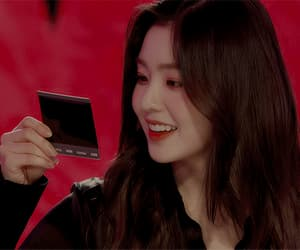 gif, red velvet, and joohyun image