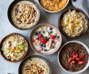 food, oatmeal, and recipes image
