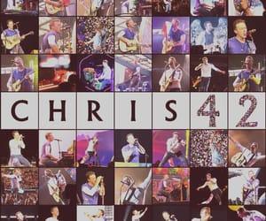 birthday, happy, and Chris Martin image