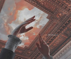 hands, art, and aesthetic image